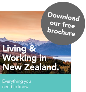 Working in New Zealand