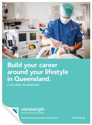 Mercy Health - Consultant Anaesthetist