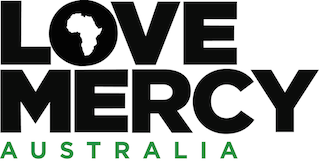 Love Mercy logo