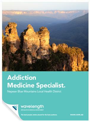 Nepean Addiction Medicine Physicians