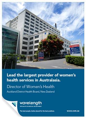 ADHB - Director Women's Health