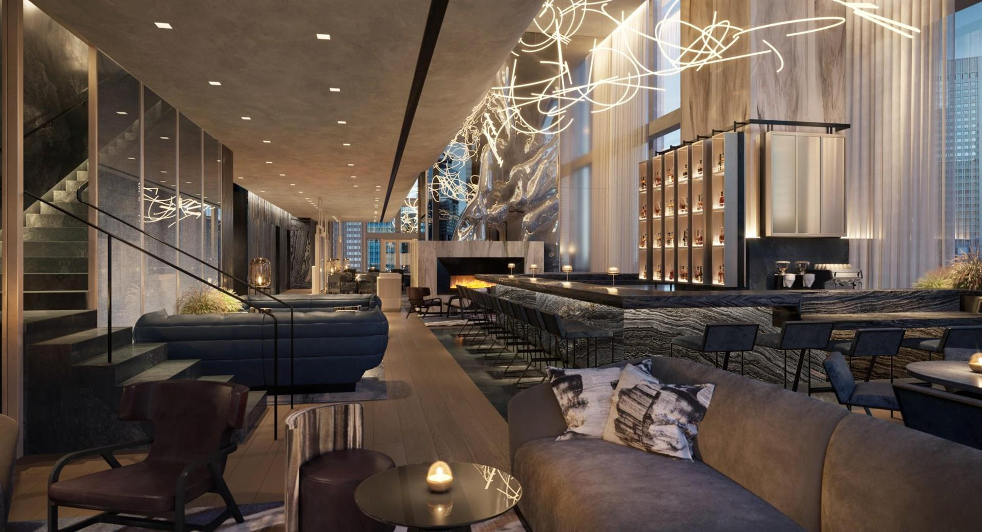 first look inside new york's new luxurious equinox hotel
