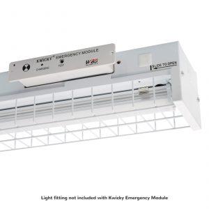 Kwicky Emergency Light Battery Replacement
