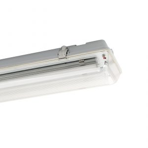 LED Weatherproof Emergency Batten Light