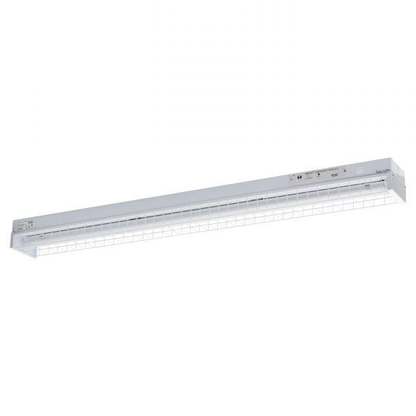EM4F18LED-QW LED Emergency Batten Light