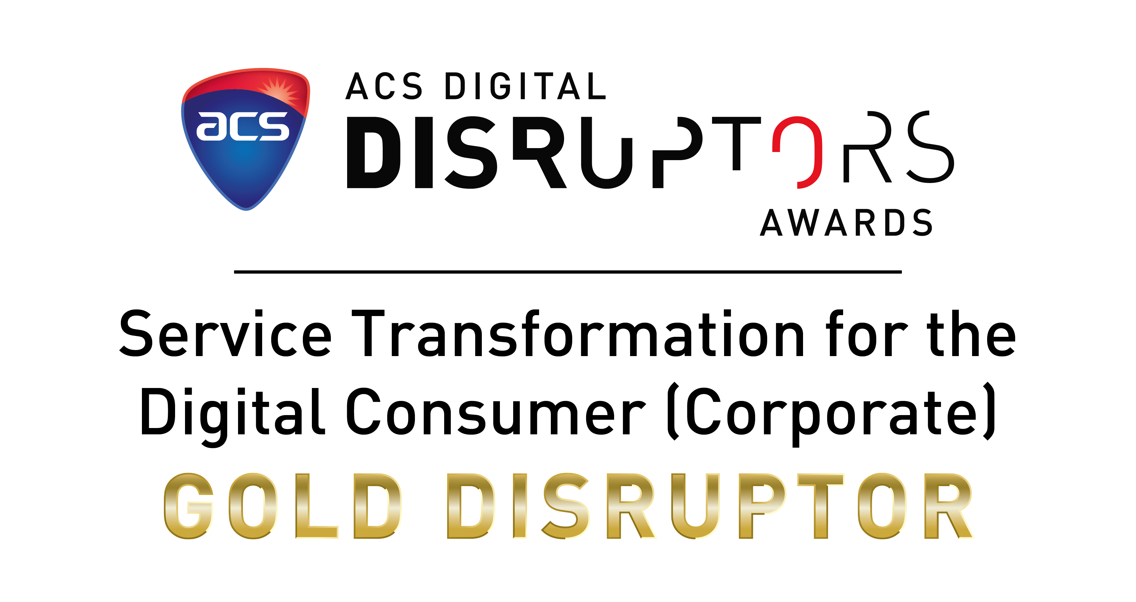 ACS Digital Disruptors Awards