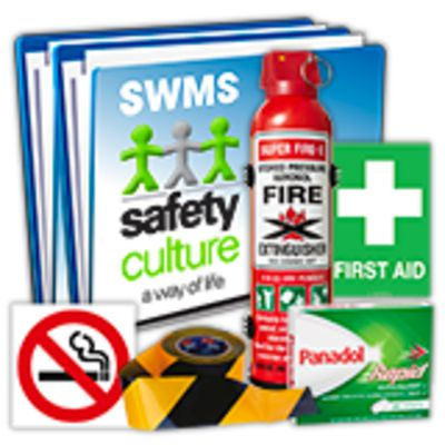 Safety & First Aid category image