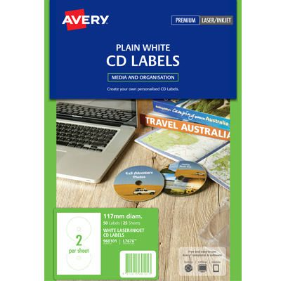 DVD & CD Labels category image