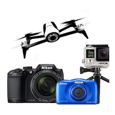 Cameras, Drones & Robotics category image