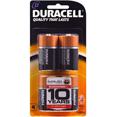 D Batteries category image