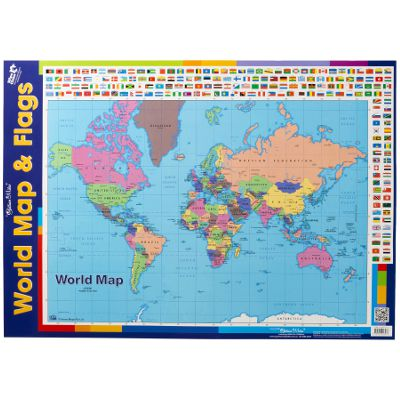 Geography Charts & Placemats category image