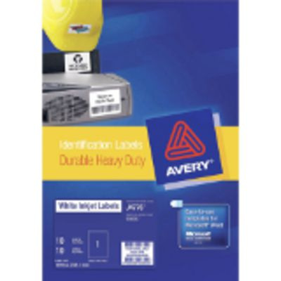 Heavy Duty Labels category image