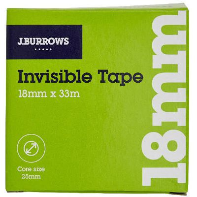 Invisible Tape category image