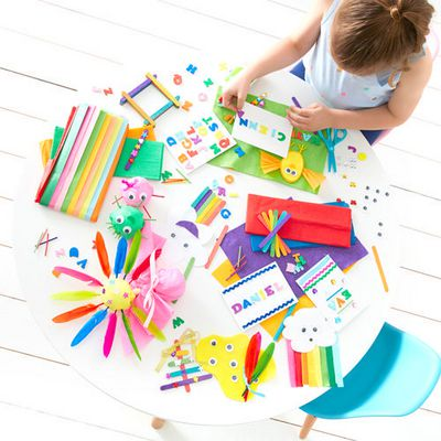 Kids Craft Supplies category image