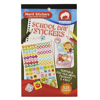 Merit Stickers category image