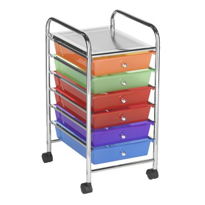 Plastic Storage Drawers & Trolleys category image