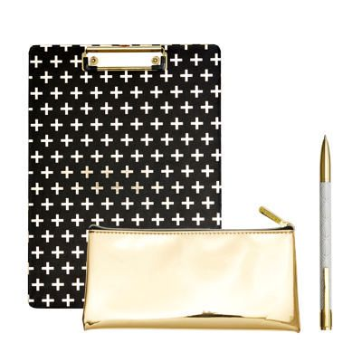 Black & Gold Stationery Consumables category image