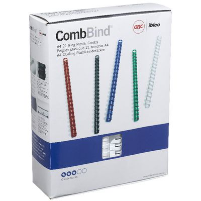 Plastic Binding Combs category image