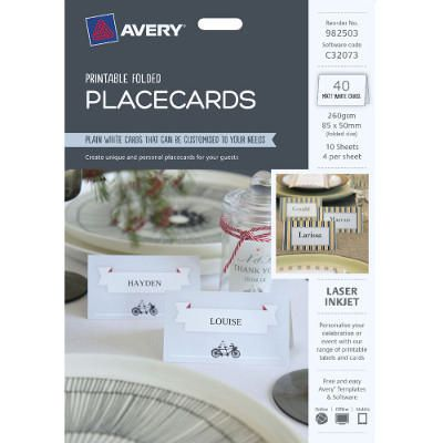 Place Cards category image