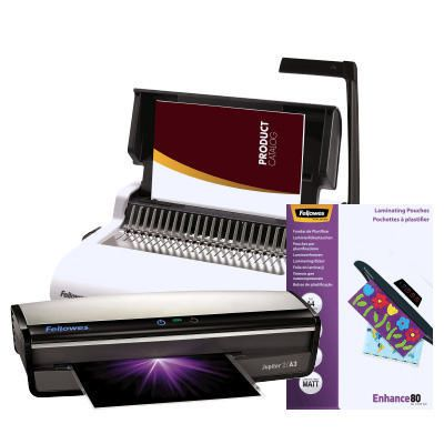 Binding Machines & Laminators category image
