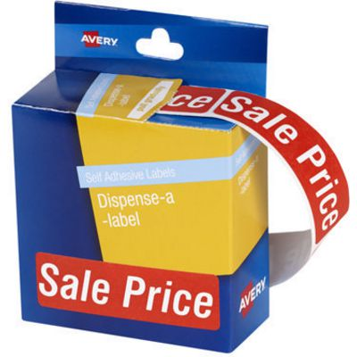 Printed Labels category image