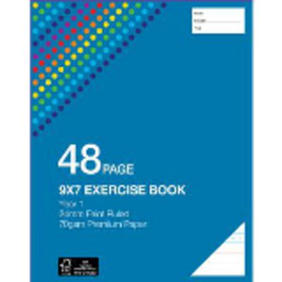 QLD Exercise Books category image