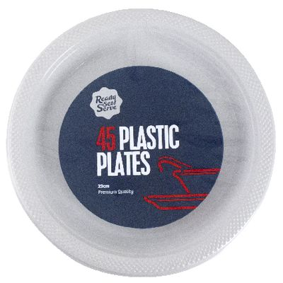 Disposable Plates & Bowls category image