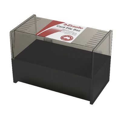 Card Filing Boxes category image
