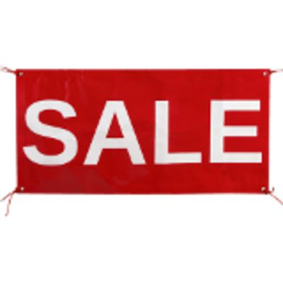 Sale Posters & Banners category image
