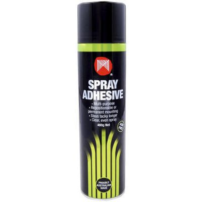 Spray Adhesives category image