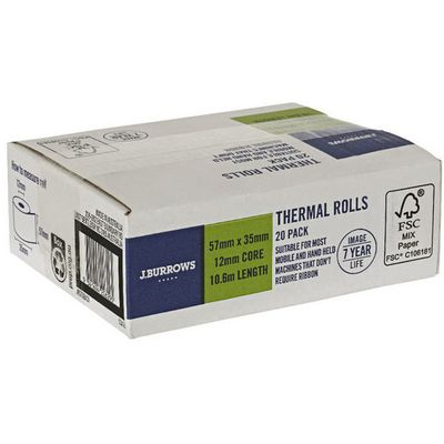 Thermal Register Rolls category image