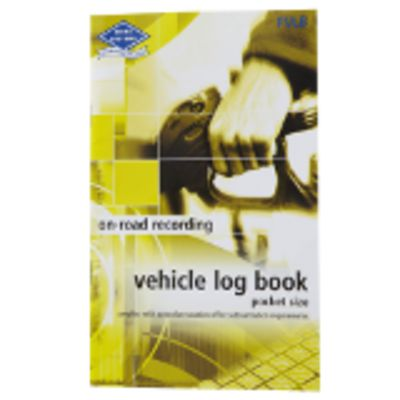 Vehicle Log Books category image