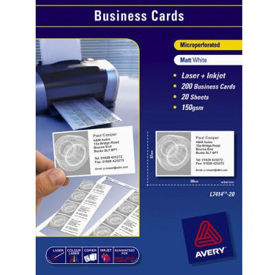 Business Cards category image