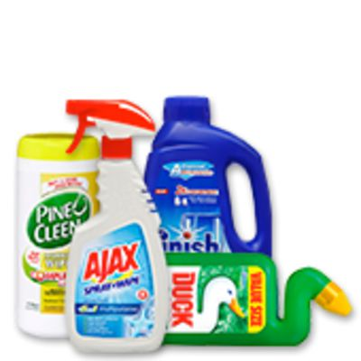 Cleaning Chemicals category image