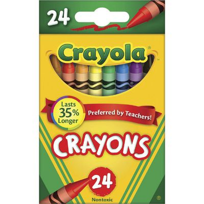 Crayons category image
