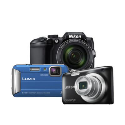 Digital Cameras category image