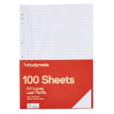 Loose Leaf & Exam Paper category image
