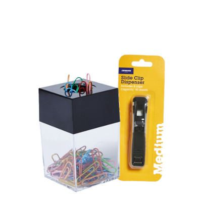 Paper Clips & Dispensers | Officeworks