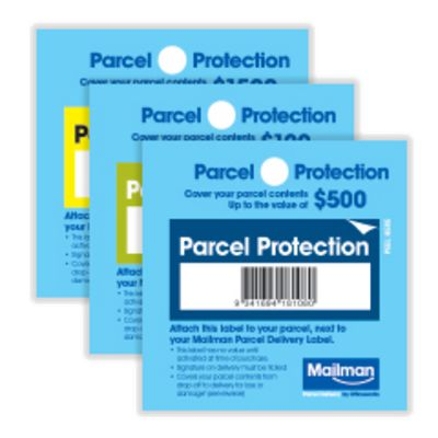 Mailman Parcel Protection Labels category image