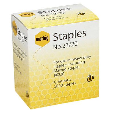 Marbig Staples category image
