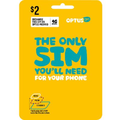 Prepaid SIM Card | Officeworks