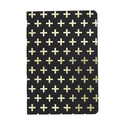 Black & Gold Notebooks category image