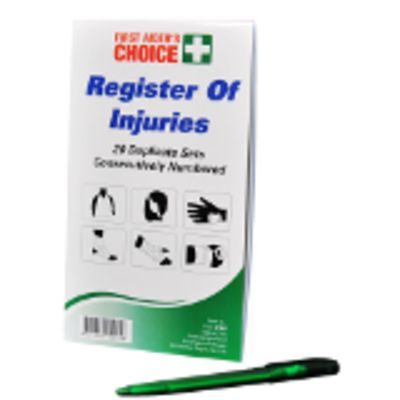 Safety/Hazard Registers category image