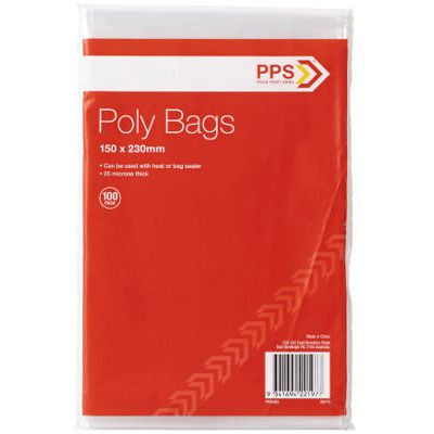 Sealable Bags category image