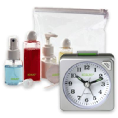 Travel Bottles & Clocks category image