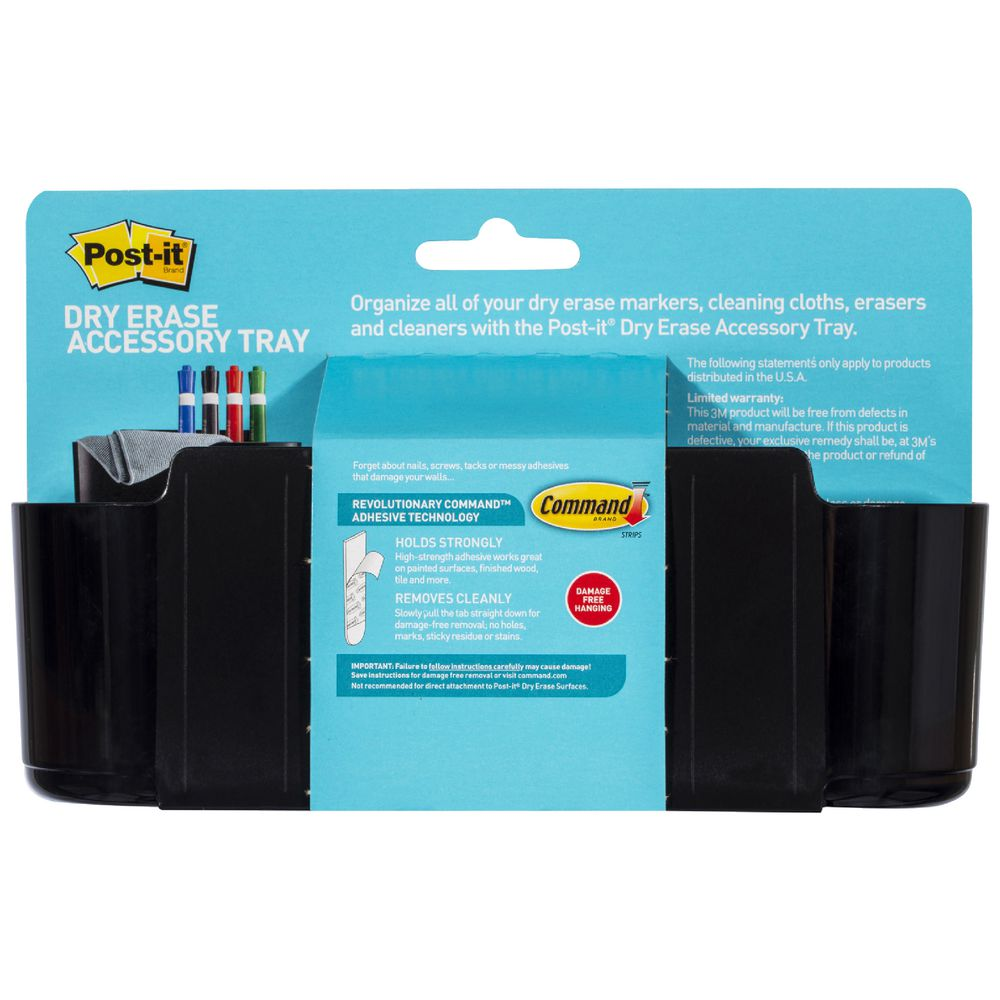Post-it Dry Erase Accessory Tray | Officeworks
