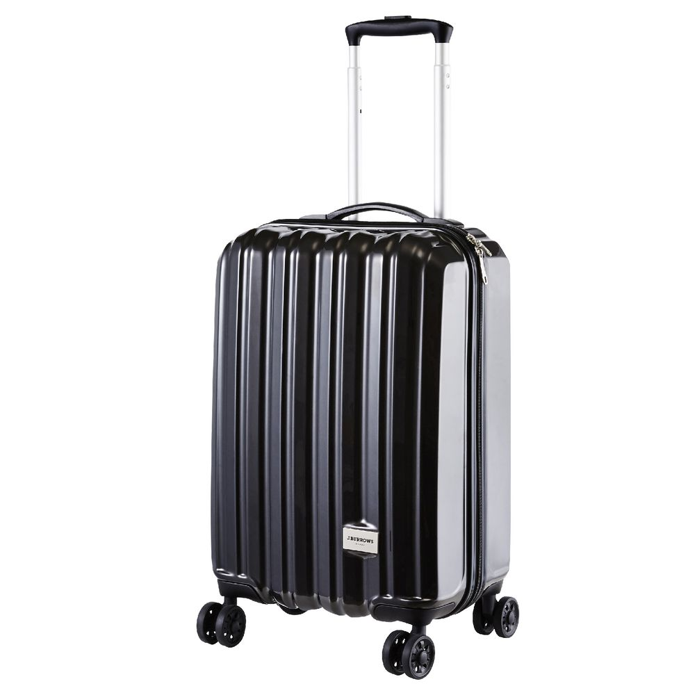 J.Burrows Hard Suitcase 54cm Grey | Officeworks