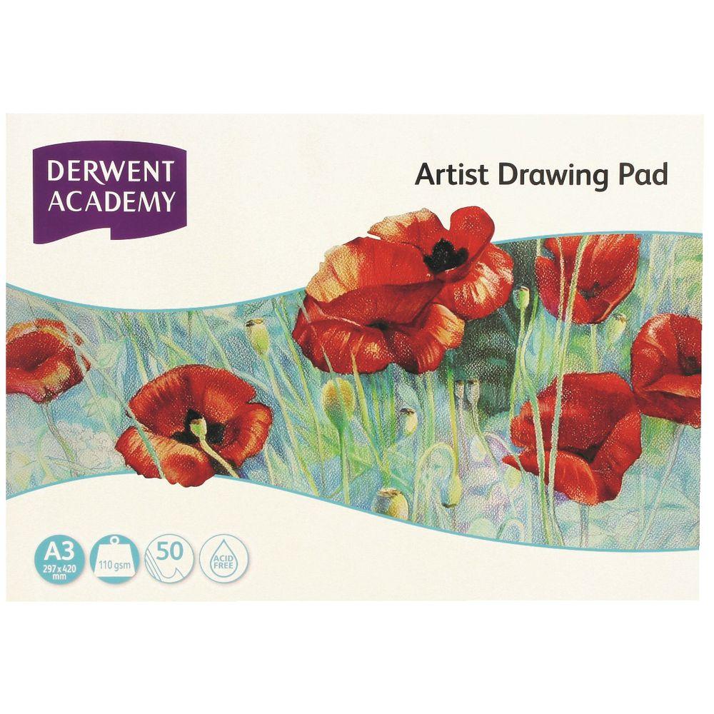 Derwent Sketch /& Store A3 Landscape Pad