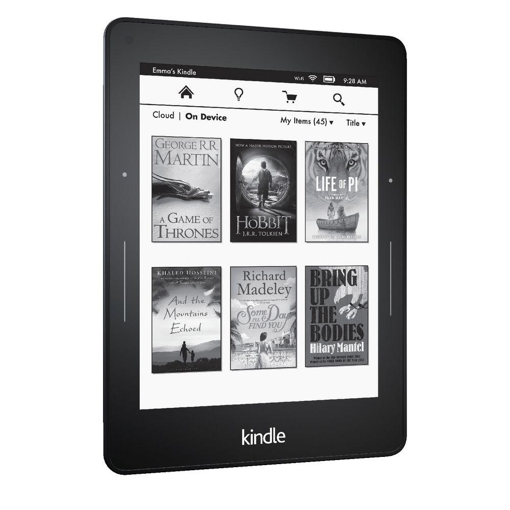 Kindle Voyage Ereader Black