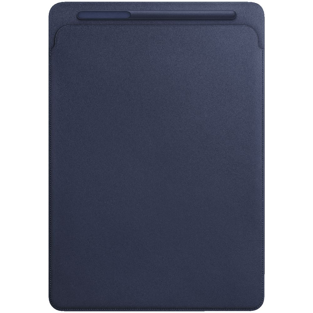 Midnight Blue for iPad Pro 12.9-inch Apple Leather Sleeve